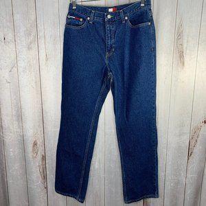 Vintage 90's Tommy Hilfiger High Waist Jeans Sz 9